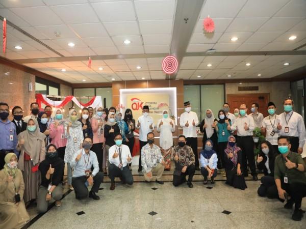 Ajang Ekonomi dan Keuangan Syariah Terbesar di Indonesia.