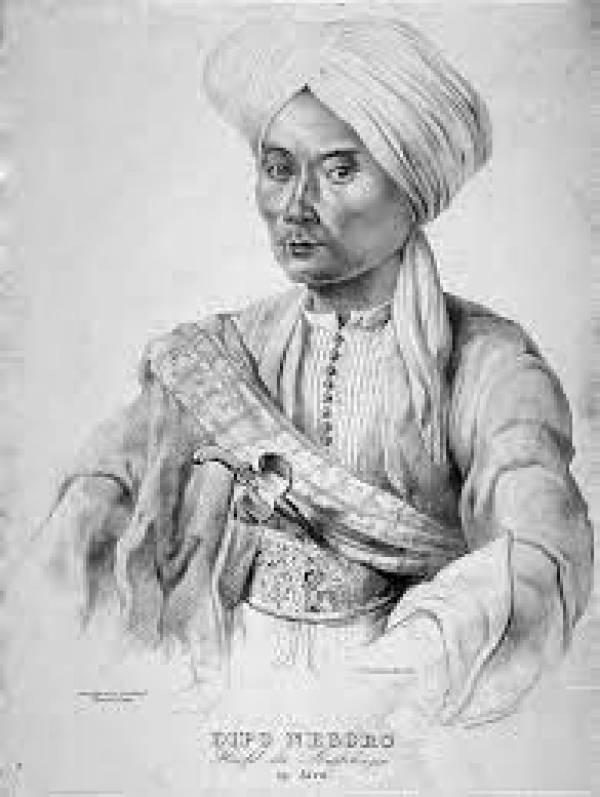 Kisah Pangeran Diponegoro Bertapa di Gua, Dapat Bisikan dari Sunan Kalijaga