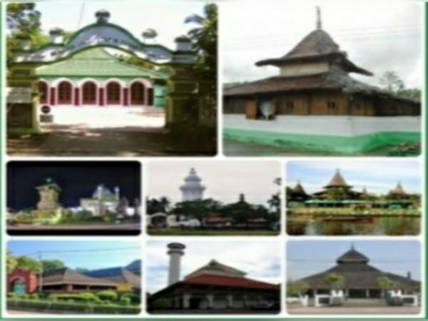 Ini Dia, 8 Masjid tertua di Indonesia