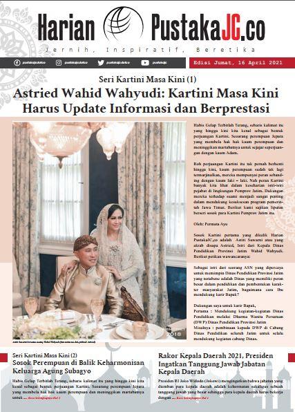 Edisi Jumat, 16 April 2021