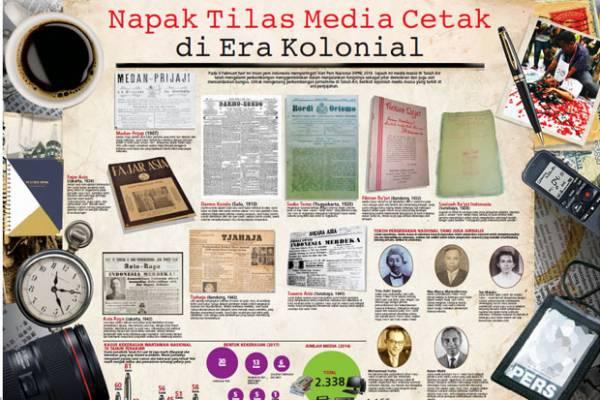 Mengingat Perjalanan Pers Indonesia di Era Kolonial