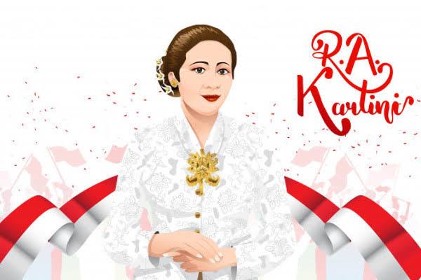 April, Kartini dan Dapur Literasi