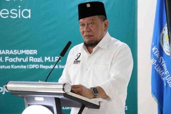 Ketua DPD RI Dorong Disdik Kembangkan Pendidikan Vokasi untuk Tingkatkan SDM