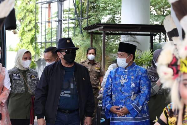Lindungi IKM, Ketua DPD Minta Pemerintah Lindungi Pasar dari Produk Tekstil Impor